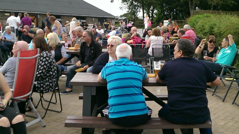 Entertainment at Wyreside Lakes